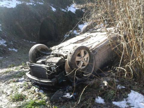 Tragedia na drodze w Bartkowej-Posadowej. Zginął 71-letni mężczyzna