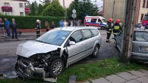 Bezpieczne wakacje? 8 pijanych kierowców, 4 wypadki, 22 kolizje i 5 rannych osób