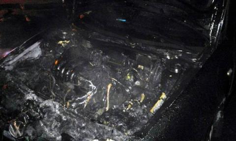 Seria pożarów samochodów na Sądecczyźnie. Czy to przypadek?