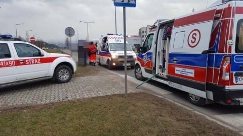 Nowy Sącz: Jechał po pijaku. 5-miesięczne dziecko trafiło do szpitala