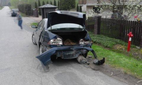 Takim autem na majówkę już nie pojadą. Od tyłu w Wojnarowej
