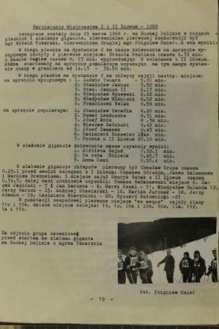 Witold Kaliński list w sprawie archiwum