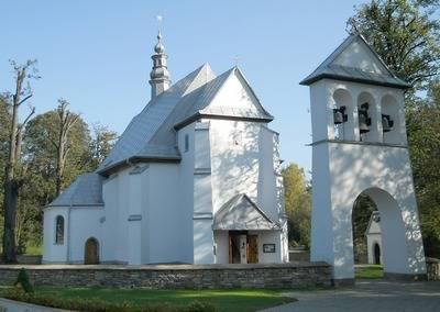 Kościół Lipnica Wielka