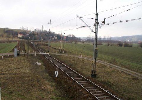 trasa kolejowa Tarnów– Muszyna.