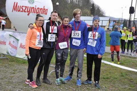 Biegli dla Tomka Brzeskiego u boku jego córki. Brakowało tchu ze wzruszenia [Zdjęcia]