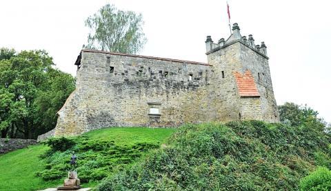 Nowy Sącz: Jedno na pewno Iwonie Mularczyk się uda - odbuduje zamek…