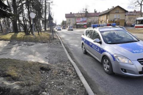 Nowy Sącz/ulica Kolejowa: lada dzień wznowią remont