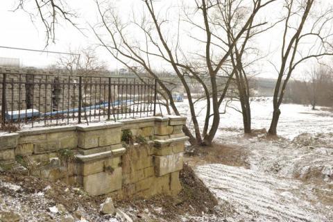most heleński, kiedy zamknięte, szynobus