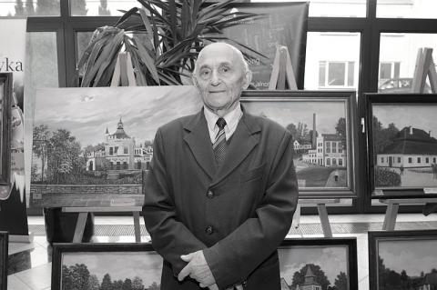 Nie żyje znany artysta Władysław Frączek