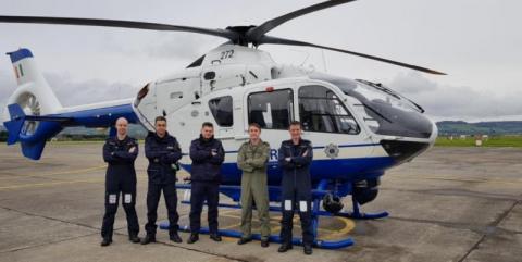 Sądeccy policjanci w służbie na Zielonej Wyspie