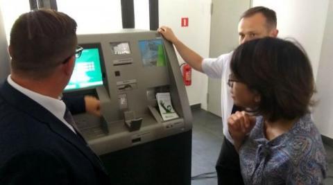 biometria Bank Spółdzielczy w Łacku