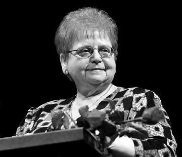 Barbara Cetnarowska, sądeczanka Roku 2011