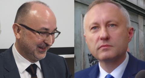 Prezes Adamek - prezydent Handzel 1:0 w pierwszej rundzie o władzę w Wodociągach