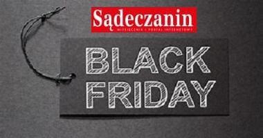 Black Friday na Sadeczanin.info. Tylko u nas najlepsze oferty