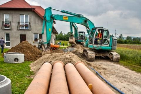 Kanalizacyjna ofensywa w gminie Korzenna