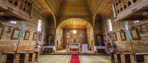 Cerkiew w Krzywej