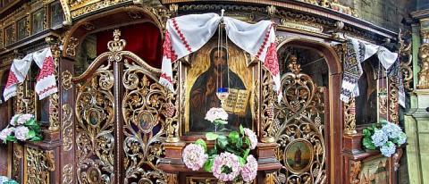 W Uściu Gorlickim można znaleźć wyjątkową cerkiew
