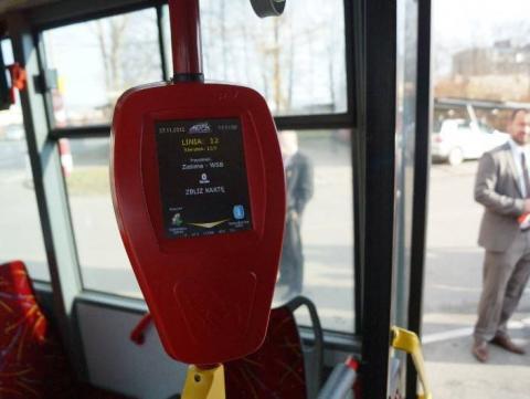 Za bilet autobusowy MPK możesz już zapłacić kartą!
