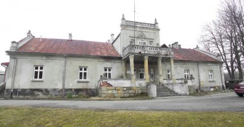 dwór w Lipnicy Wielkiej