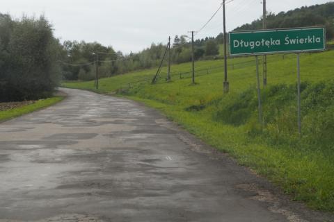 Naprawią drogę w Długołęce-Świerkli. Gdzie będą objazdy?