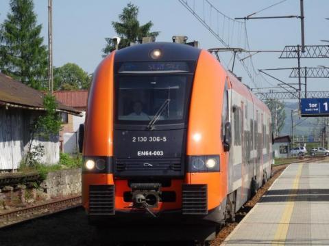 Rozkład jazdy szynobusu od 10 czerwca: Rytro-Stary Sącz-Nowy Sącz