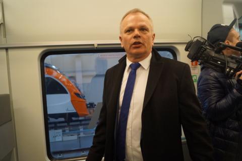 Zbigniew Konieczek prezes Newagu