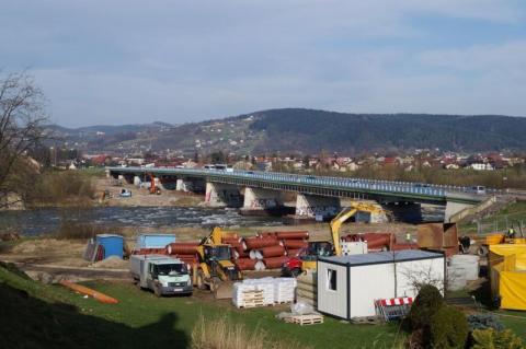 Most heleński zamknięcie 7 maja