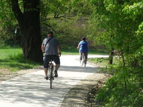 Ścieżka rowerowa EroVelo