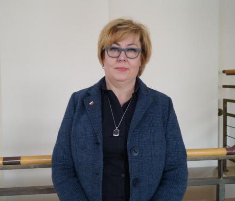 Marta Mordarska, dyrektor Oddziału PFRON w Krakowie