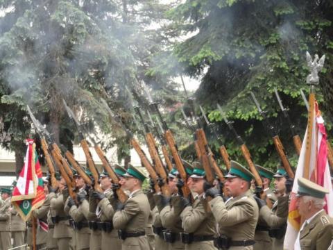 73.rocznica zakończenia II wojny światowej