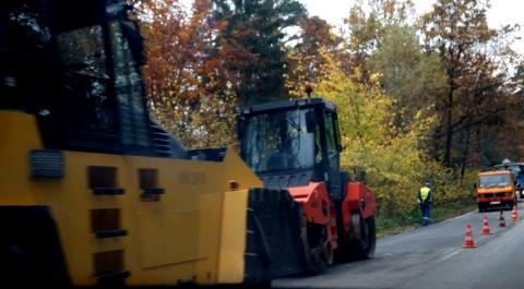 Uwaga, utrudnienia na drodze nr 969 do Kamienicy