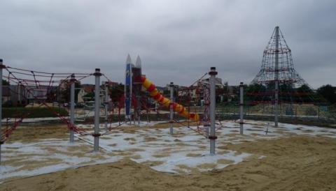 Park Rekreacji Przestrzennej w Nowym Sączu