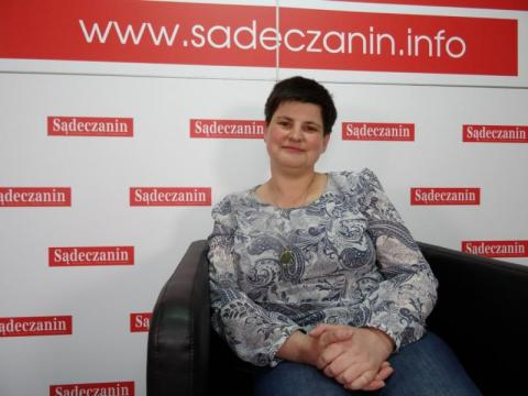 Agnieszka Mirek - Zagata, fot. Iga Michalec