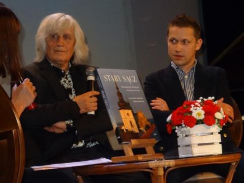 Promocja albumu Sylwestra i Jakuba Adamczyków