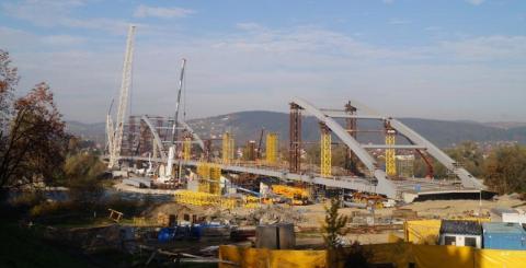 Most heleński. Fot. Iga Michalec