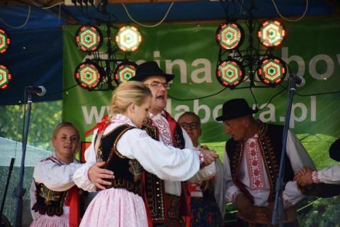 Jesień idzie od Łabowej. Coroczny festyn pełen kolorów