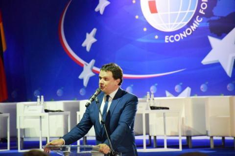 Forum Ekonomiczne: stacja ładowania aut elektrycznych w Krynicy? Czemu nie