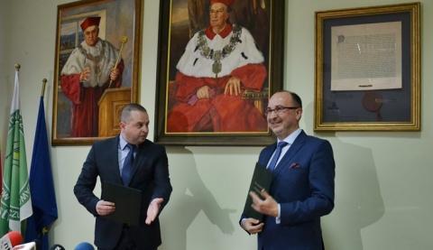 Janusz Adamek, Mariusz Cygnar,