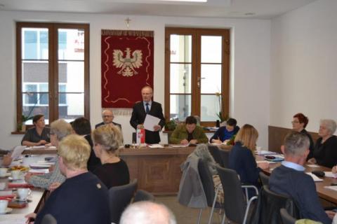 Szef rady Jan Palki, to najskuteczniejszy rajca w gminie Dobra?