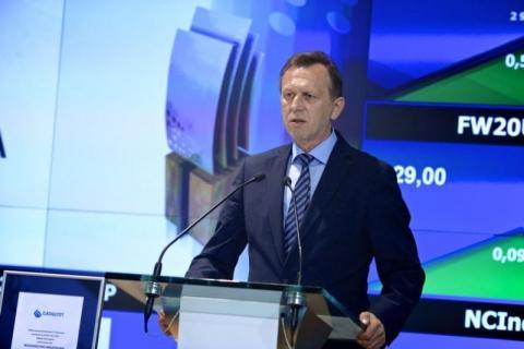 Samorząd wojewódzki chce łatać na warszawskiej Giełdzie wielką dziurę budżetową