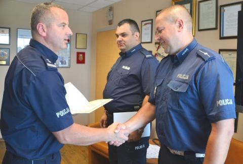 Sądeccy policjanci najlepsi w Małopolsce