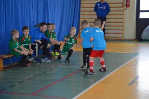 Pierwszy turniej młodych zawodników Dunajca