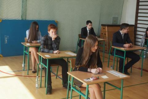 Egzamin gimnazjalny
