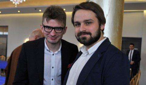 Maciej Dulak,  Paweł Grzegorczyk