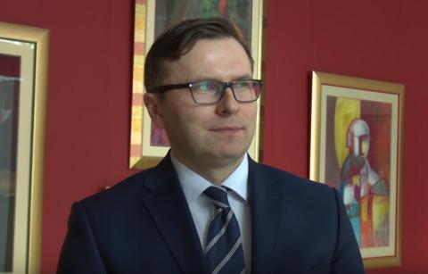 Rafał Magryś, wiceprezes spółki Exatel