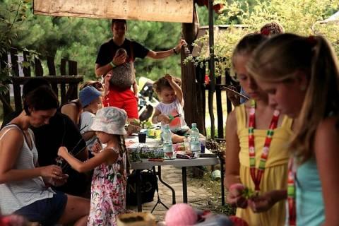 Festiwal Pannonica: Dzieci, jak muzyka, łagodzą obyczaje i bawią się tu na całego!