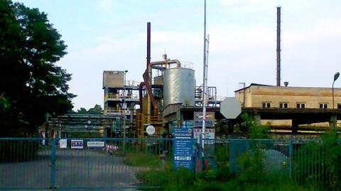 Rafineria Glimar w Gorlicach