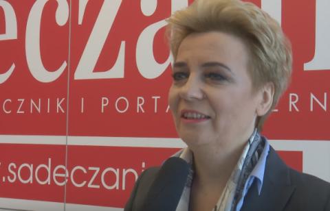 Hanna Zdanowska na EKS 2017
