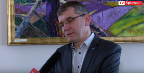 Wybory samorządowe 2018: Czy Jacek Lelek chce jeszcze być burmistrzem Starego Sącza?