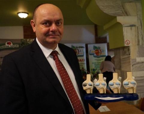 chirurg ortopeda Jacek Ślipek